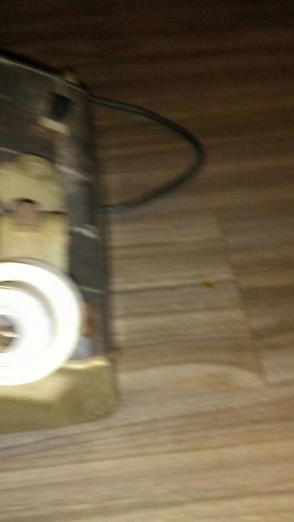Black and decker 5\8ths 4300 hd 120volt 2.2amp 3600rpms drill bit sharpener