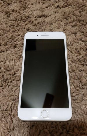 iPhone 8 Plus Unlocked 64GB Silver/White for Sale in Mesa, AZ