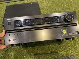 Crestron AV 4 Room Audio System and ONKYO AV Receiver for Sale in Miami, FL