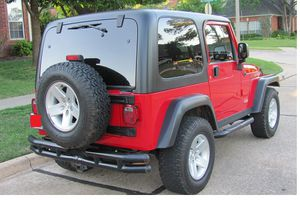 Perfect 2004 Jeep Rubicon Wheels Great for Sale in Antioch, CA