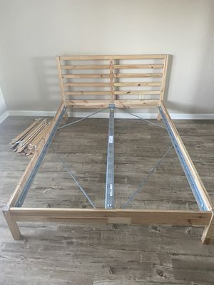 Full size IKEA Bed Frame for Sale in San Jose, CA