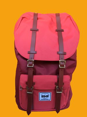 BURGUNDY Travel/ Camping/ Hiking Backpack! for Sale in Los Angeles, CA