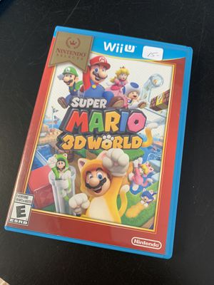 Nintendo Wii U games for Sale in Newport News, VA