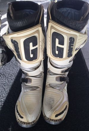 Gaerne SG10 motocross boots for Sale in Hinckley, OH