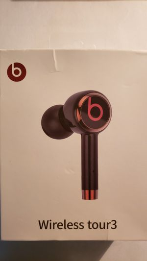beats by dr. dre. Wireless Bluetooth Headphones for Sale in Hollywood, FL