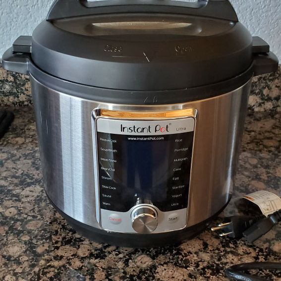 Instant Pot Ultra 60 6qt