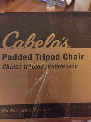 Tripod chair for Sale in Naugatuck, CT