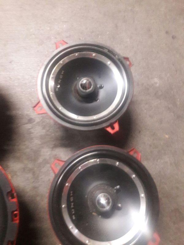 Rockford fosgate speakers