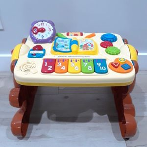Vtech play table double side for Sale in Phoenix, AZ