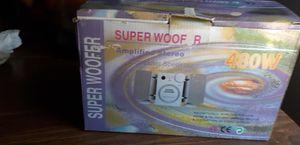 Super woofer for Sale in Saint Joseph, MO