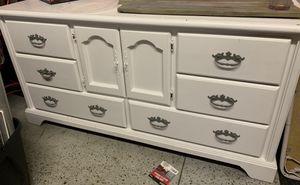 White Dresser for Sale in Zimmerman, MN
