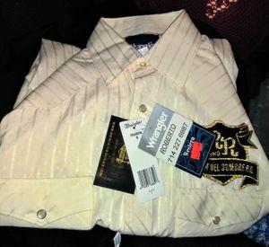 Latin cowboy shirt for Sale in Las Vegas, NV