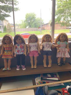 american girl dolls ($110) for Sale in Falls Church, VA