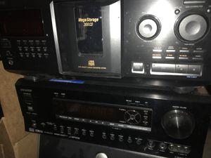 Sony, Onkyo late model audio equipment for Sale in Elkridge, MD