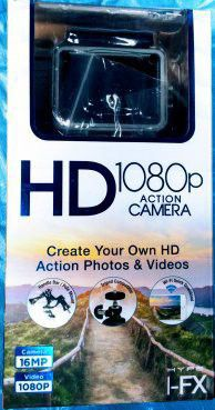 Hype i-fx 1080p HD camera for Sale in Medford, OR