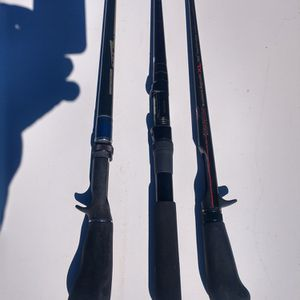 Three Old Fishing Poles for Sale in Gilbert, AZ