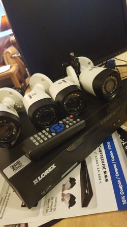HD Lorex Security System; everything you need included for Sale in Index,  WA