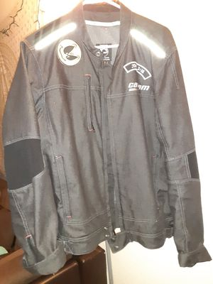 Can-Am brp medium motorcycle jacket for Sale in Murfreesboro, TN