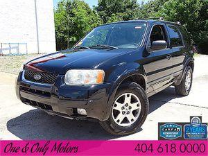 2003 Ford Escape for Sale in Doraville, GA