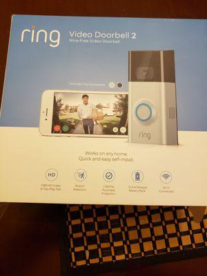 Ring video doorbell 2 for Sale in Orlando, FL
