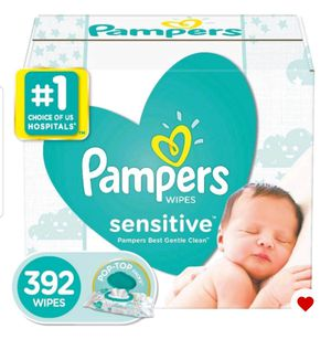 New Pampers Wipes for Sale in Los Angeles, CA