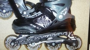 Teen Rollerblades sz. 5-8 inline for Sale in Warren, MI
