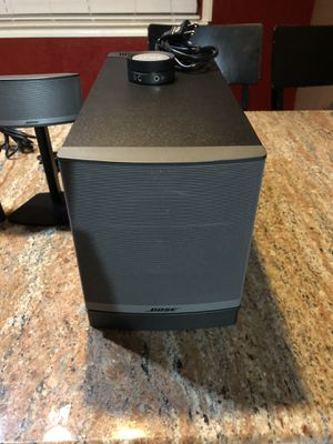 Bose Companion 5 for Sale in Fort Worth, TX