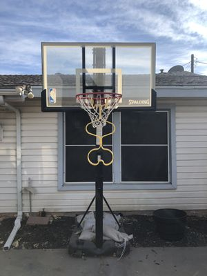 Basketball hoop for Sale in Citrus Heights, CA