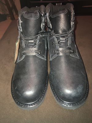 Golden fox boots steel toe for Sale in San Bernardino, CA