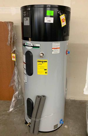 80 gallon AO Smith Water Heater with Warranty H7 for Sale in Round Rock, TX