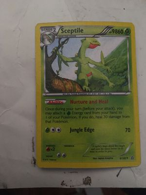 Rare Unique Made Pokemon Card for Sale in Fairfax, VA