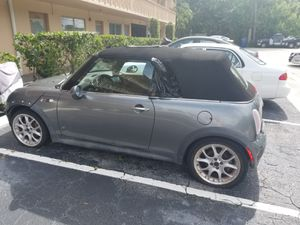 2005 to 2008 mini cooper S r52 r53 convertible parts car for Sale in Hialeah, FL
