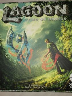 Lagoon Land Of The Druids Card Game for Sale in Arlington,  WA