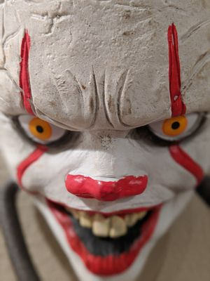 Pennywise - IT Pennywise Halloween Door Knocker Animatronic for Sale in Santee, CA