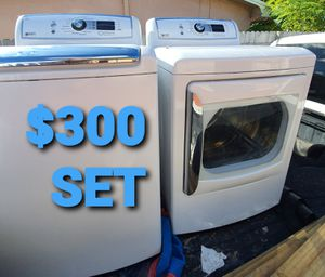 GE WASHER / DRYER for Sale in Miami, FL