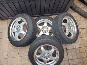 15 inch wheels / tires / rims for Sale in Kissimmee, FL