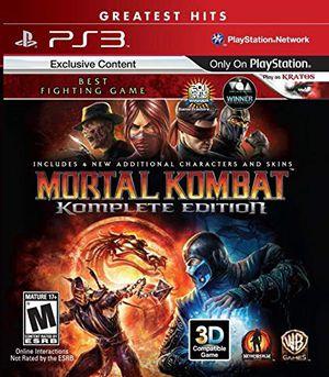 Mortal Kombat Komplete Edition for Sale in Apollo Beach, FL