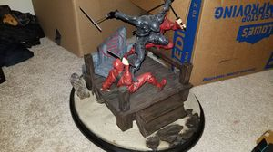 Snake eyes vs Ninjas collectible statue polystone for Sale in Bothell, WA