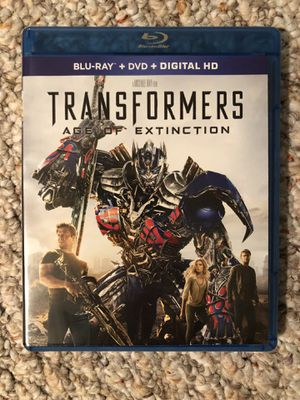 Transformers: Age Of Extinction for Sale in Webster, NY