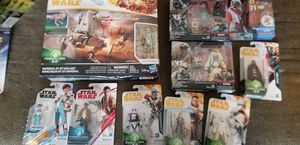 Star Wars Action Figures for Sale in Austin, TX
