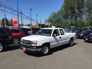 2005 Chevrolet Silverado 1500 for Sale in Lynnwood, WA