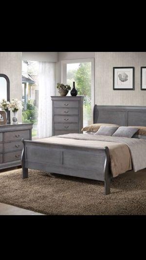 4pcs queen size bedroom set for Sale in Norcross, GA