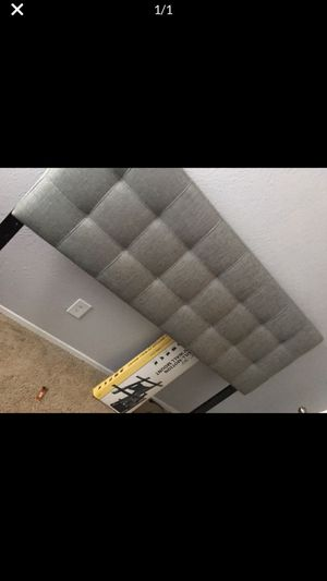 "Headboard ""Queen"" for Sale in Tampa, FL"