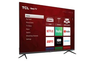 TCL ROKU SMART TV 75IN for Sale in St. Petersburg, FL