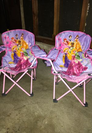 Little kid folding chairs for Sale in Lake Oswego, OR