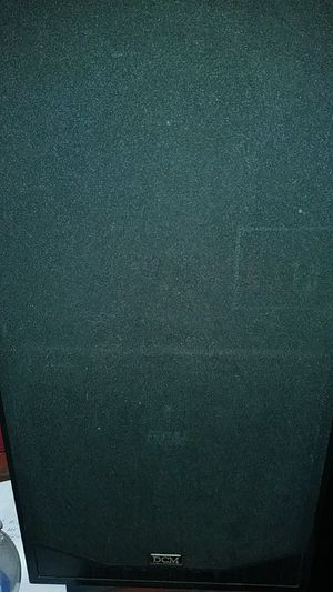 DCM pro audio 3 way spkr system for Sale in Las Vegas, NV