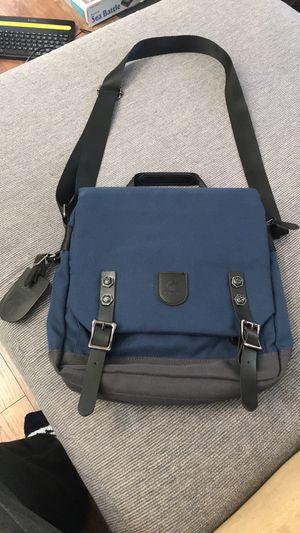 Blue messenger bag for Sale in Williamsburg, VA