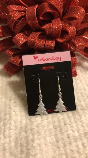 Cute Christmas Trees Earrings for Sale in West Covina, CA