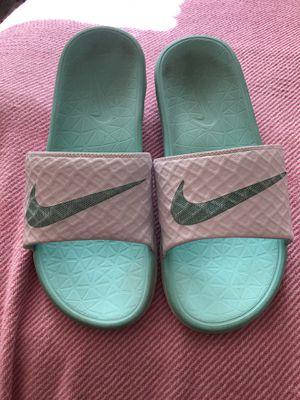 Women's Nike slide sandals size 8 for Sale in Lynchburg, VA