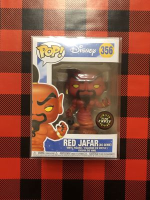 Red Jafar Chase #356 Funko POP! Disney Aladdin for Sale in Milpitas, CA